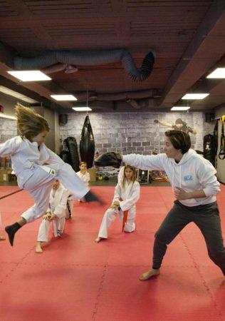 valores artes marciales