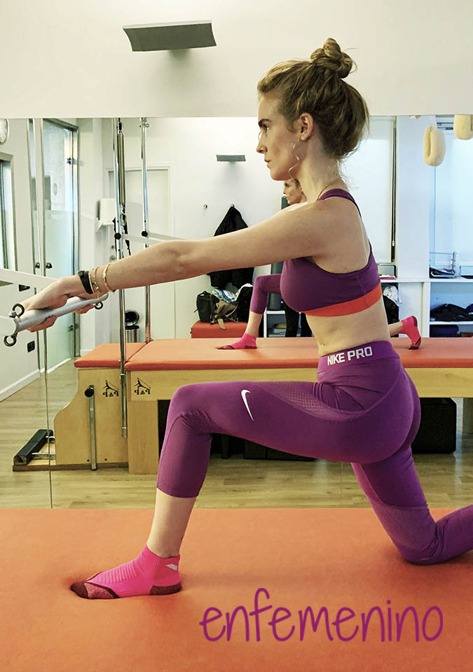 celebs e influencers aman el pilates